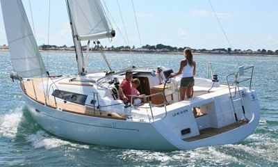 Sailing Charters in Greece