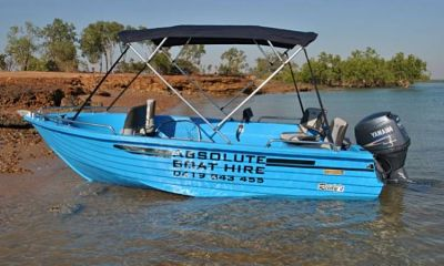 Explore the Northern Territory by Boat