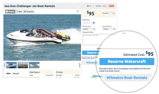 How to Reserve a Charter or Rental on GetMyBoat.com