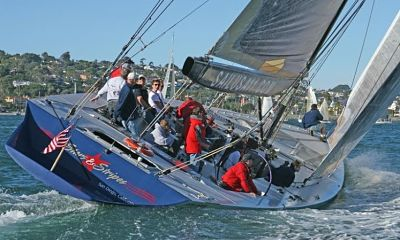 How to Take Control When Sailing in Bad Weather