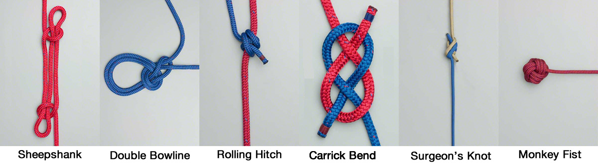 Five More Boating Knots to Know
