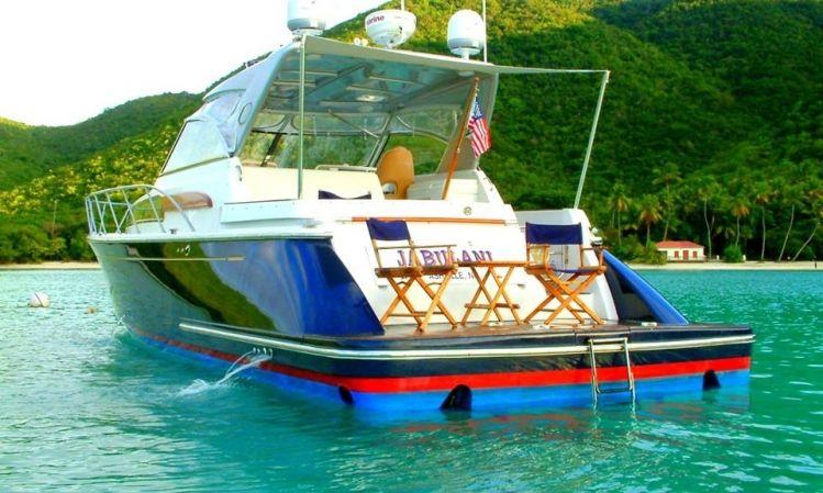 Boat Rentals in the U.S. Virgin Islands