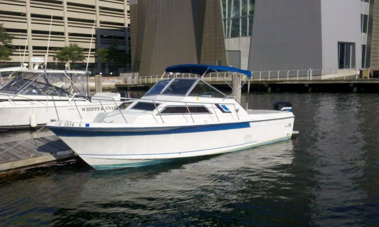 Boat Rentals in Boston
