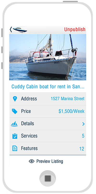 GetMyBoat Updates App for Android and iOS