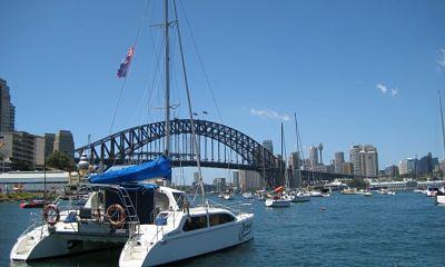 Tips for Crewing Catamarans