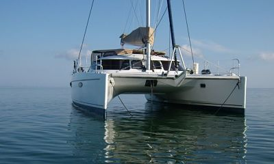 Tips for Crewing Catamarans