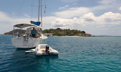Boating in the Virgin Islands