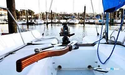 Tillers on Boats