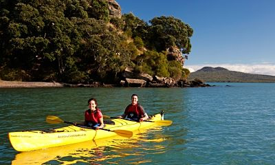 Auckland Kayak Rentals & Tours