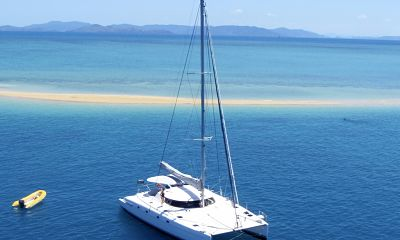 Where to Boat in the Whitsunday Islands