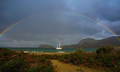 Things to Do via Boat in Tasmania