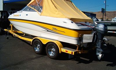Different Kinds of Boat Covers