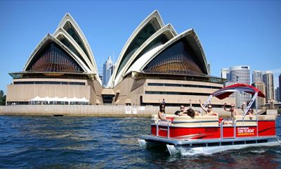 Boating in Sydney