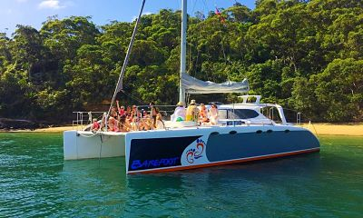 Catamaran Hire in Sydney