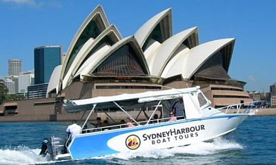 Book a Sydney Harbour Boat Tour