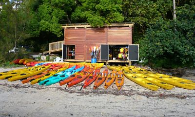 Kayak Rentals in Sydney