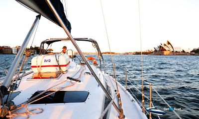 Learn to Sail in Sydney