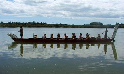 Boating Origins from the Maori