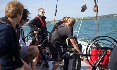 America's Cup Match Races in New Zealand