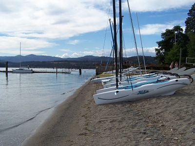 A Guide to Small Sailboat Hulls